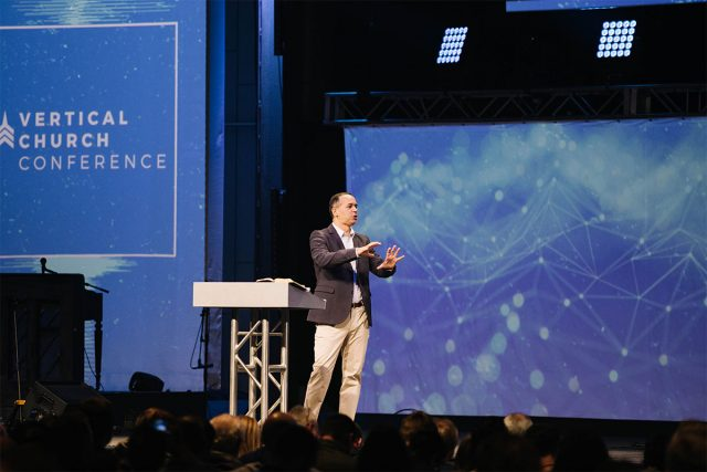 Conferința Vertical Church