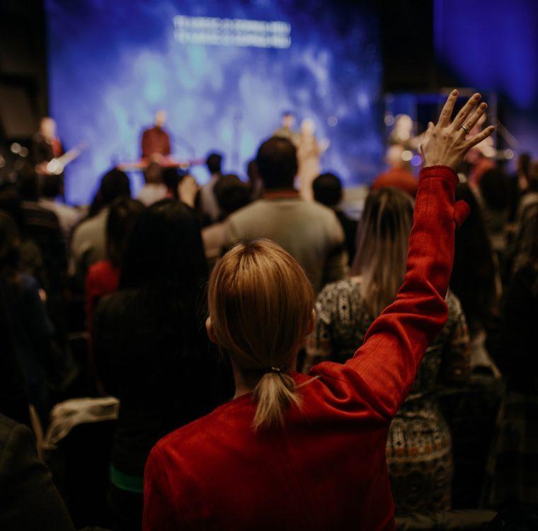 O nouă sală de închinare