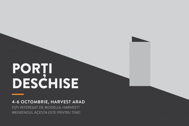 Harvest își deschide porțile pentru tine