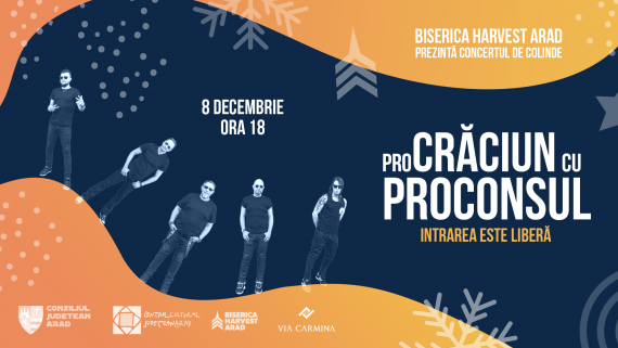 Pro Christmas with Proconsul