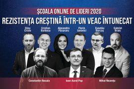Școala online de Lideri 2020 – Rezistența creștină într-un veac întunecat
