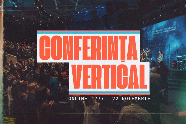 Conferința Vertical ONLINE