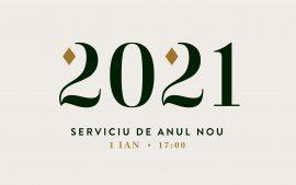 Serviciu de Anul Nou
