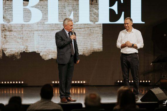 Conferință în cadrul Muzeului Bibliei