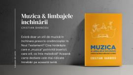 Lansare Carte: Muzica şi limbajele închinării